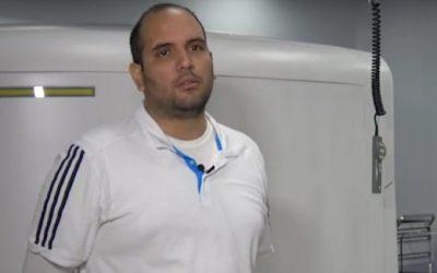 Testimonio Gamma Knife deJulián Arrascue Diaz