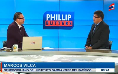 Dr. Marcos Vilca, Diferencias entre aneurismas y tumores cerebrales – Exitosa Noticias